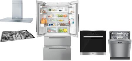 Miele 888058 Kitchen Appliance Package & Bundle Panel Ready, main image