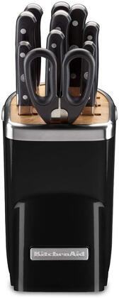 KKFMA11OB Professional Series 11 Piece Cutlery Set in Onyx