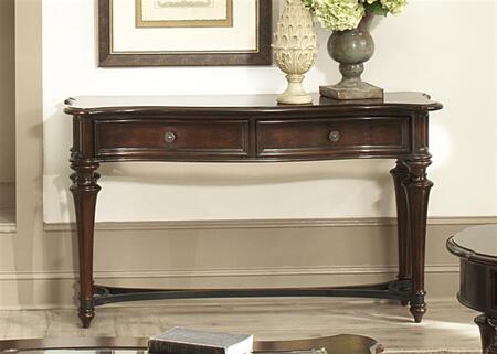 Liberty Furniture Kingston Plantation 720OT1030 Sofa Table Brown, Main Image