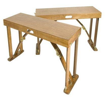 Spiderlegs B3813N Folding Table, 1