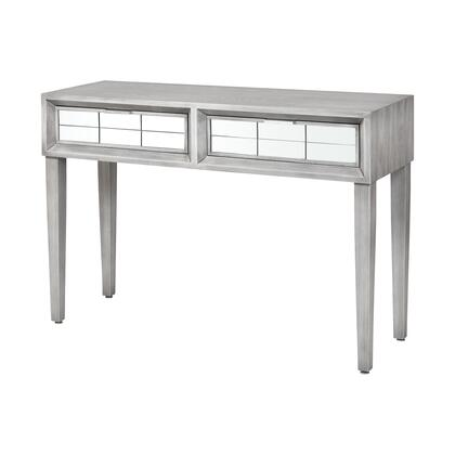 17267 Mitchell Console Table  in Light Grey Veneer