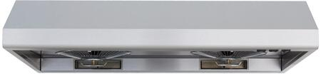 Windster WS5536SS Under Cabinet Hood Stainless Steel, Main Image