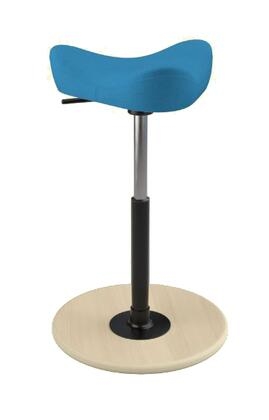 Varier Move Small MOVESMALL2700DINIMICA9056NATHIBLK Office Stool, Main Image