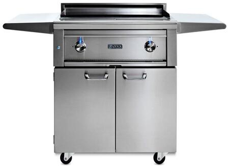 Lynx Professional L30AGFLP Liquid Propane Grill Stainless Steel, Main Image