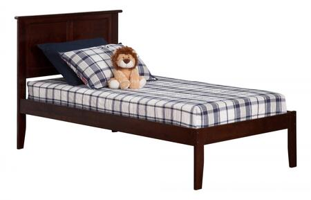 Atlantic Furniture Madison AR8621034 Bed Brown, AR8621034