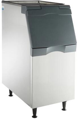 Scotsman B322S Ice Bins and Dispenser Stainless Steel, B322S Ice Bin