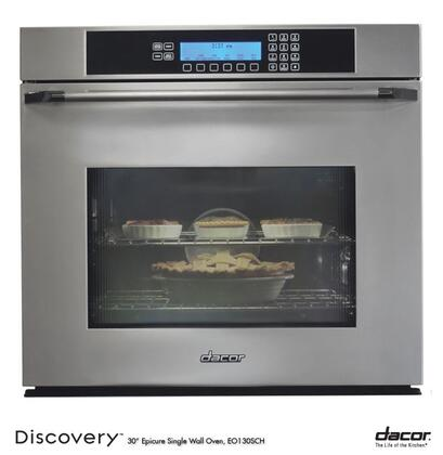 Dacor Discovery EO130SCH Single Wall Oven Stainless Steel, 1