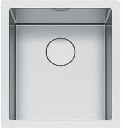 Franke Professional Series 2 PS2X11015 Sink Stainless Steel, Main View