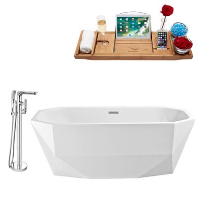 Streamline NH620120 Bath Tub, NH620 120 1T