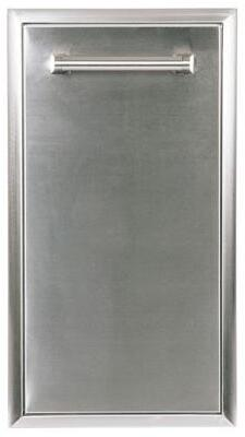 Coyote  CSTC Trash Drawer Stainless Steel, Main Image