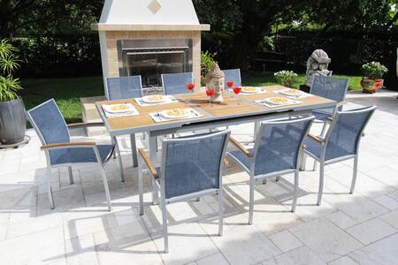 Bellini Home and Gardens Galliano A51409SGA225T set
