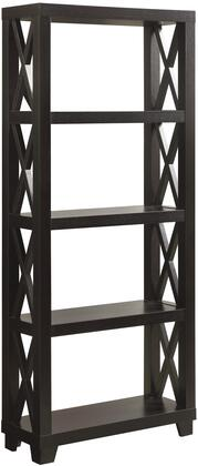 Coaster Humfrye 801353 Bookcase Brown, 1