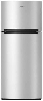 "Whirlpool WRT518SZFM 28"" Stainless Steel Top-Freezer Refrigerator"