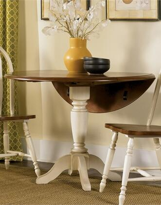 Liberty Furniture Low Country 79CDDLS Dining Room Table Brown, Main Image