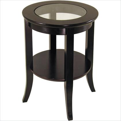 Winsome Genoa 92218 End Table, 1