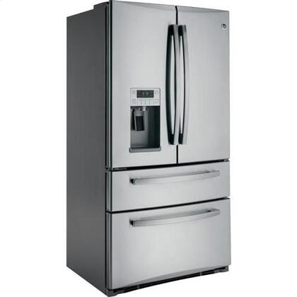 Ge Profile Pgs25ksess 36 Inch Wide 24 8 Cu Ft French