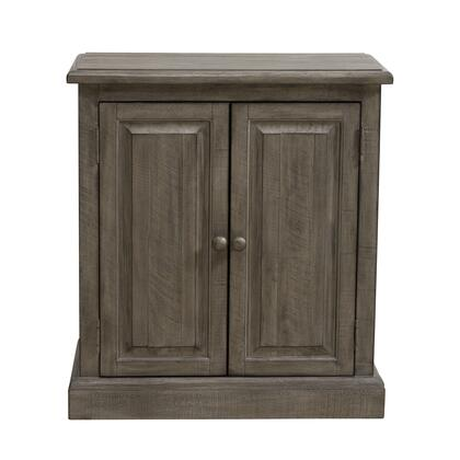 156-DS-D204-064 Classic Two Door Accent Chest in Natural
