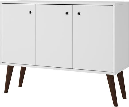 Manhattan Comfort Bromma 94AMC129 Dining Room Buffet White, 94AMC129 A