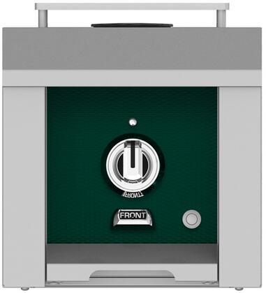 Hestan AGB Series AGB121NGGR Side Burner Green, Main Image