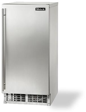 Perlick ADA Compliant H50IMSADR Ice Maker Stainless Steel, H50IMS AD Clear Ice Maker