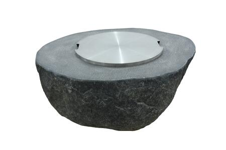 Elementi OFG147 Outdoor Fire Pit Brown, 1