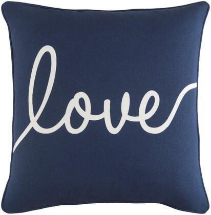 Surya Glyph GLYP70991818P Pillow , glyp7099 1818