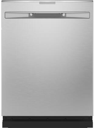 PDP715SYNFS 24″ Dishwasher with 16 Place Settings  Stainless Steel Interior  Dry Boost with Fan Assist  Bottle Jets  Energy Star Certified  Third