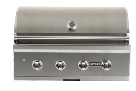 Coyote S Series C1SL36LP Liquid Propane Grill Stainless Steel, Main Image