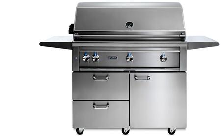 Lynx Professional L42TRFNG Natural Gas Grill Stainless Steel, Main Image