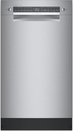 Bosch 800 Series SPE68B55UC Built-In Dishwasher Stainless Steel, Main Image