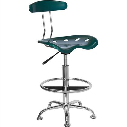 Flash Furniture  LF215GREENGG Office Chair Green, 1