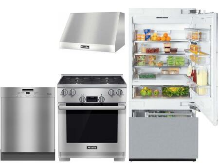 Miele 888095 Kitchen Appliance Package & Bundle Panel Ready, main image