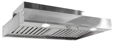 Imperial C2000 Baffle C2036BP1BSS Liners Insert and Blower Stainless Steel, Main Image