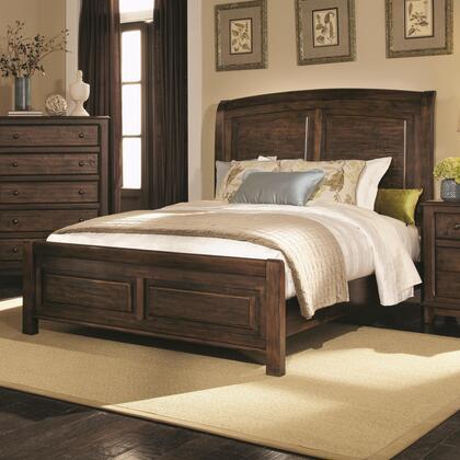 Coaster Laughton 203260KE Bed Brown, Bed