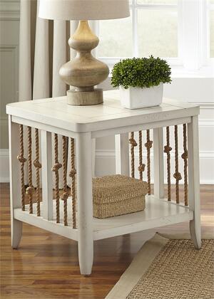 Liberty Furniture Dockside II 469OT1020 End Table White, Main Image
