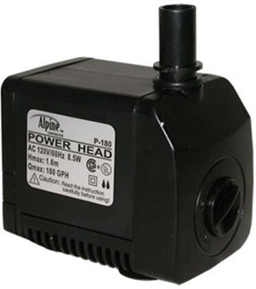 P180 Power Head Pump 180 GPH / 6 Ft.