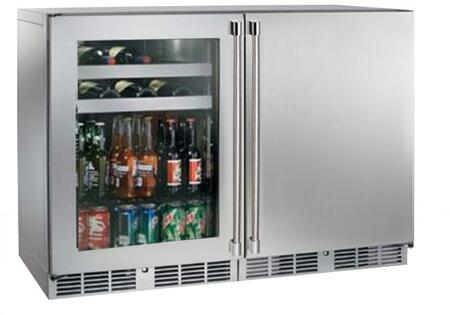 Perlick Signature 1443787 Beverage Center Stainless Steel, 1