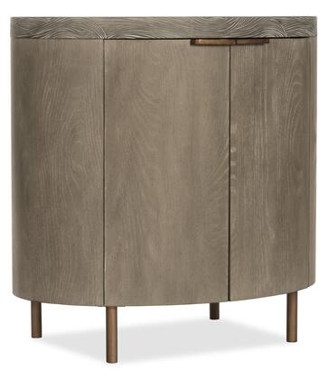 Hooker Furniture Pacifica 607590116LTWD Nightstand, Silo Image