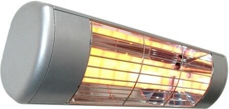 Sunheat International WL15S Outdoor Patio Heater Silver, Main Image