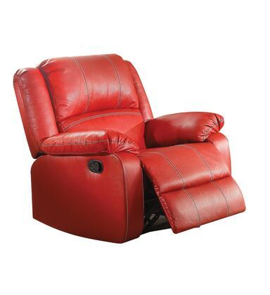 Benzara  BM177635 Accent Chair Red, BM177635