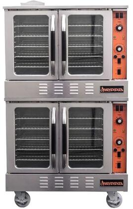 Sierra  SRCO2E Commercial Convection Oven Stainless Steel, SRCO2E Electric Convection Oven