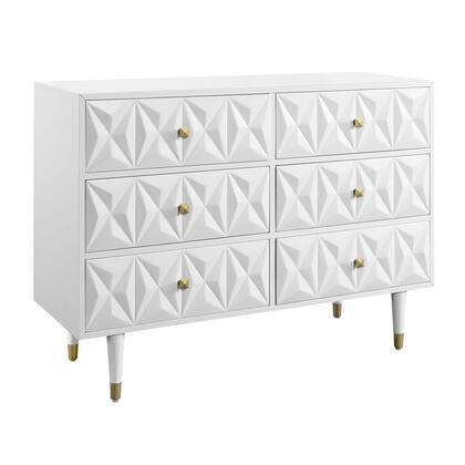 Linon BD54WHT01AS Dresser, BD54WHT01AS SILO 1