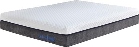 Sierra Sleep Mygel Hybrid 1100 M82641 Mattress White, Main Image
