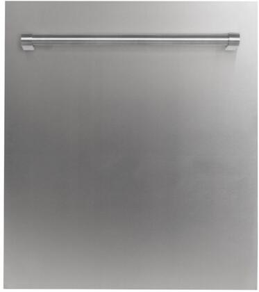 DW-304-H-24 24″ Fully Integrated Dishwasher with 20 Place Settings  3 Mesh Filters  40 dBA  EcoWash Technology  Energy Star Compliant  in 304