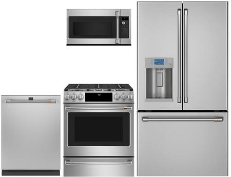 Cafe 1054653 Kitchen Appliance Package & Bundle Stainless Steel, Main Image