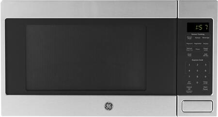 GE  JES1657SMSS Countertop Microwave Stainless Steel, Main Image