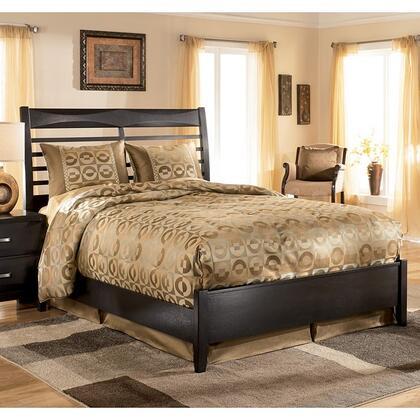 Ashley Kira B473525383 Bed Black, 1