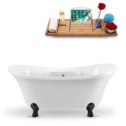 Streamline N900BLCH Bath Tub, N900BL CH 1
