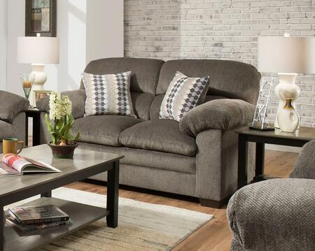 Lane Furniture Harlow 368302 Loveseat, 1