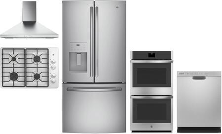 GE 1144157 Kitchen Appliance Package & Bundle, Main image